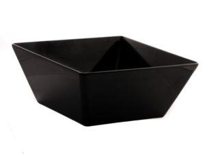 Bowl - Melamine - Black (Small)