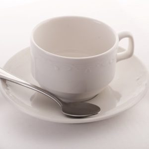 Cup & Saucer with teaspoon Renaissance (Small)