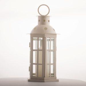 Lantern - White (Small)