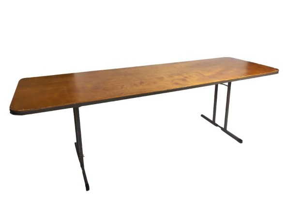 Trestle Table 8ft (approx 2.4m)