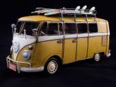 Tin Toy Kombi Wagon