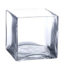 Vase Square Glass