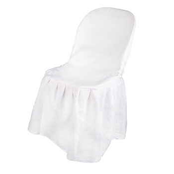 Chair Covers – White