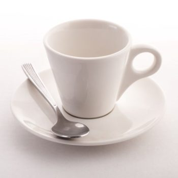 Expresso Cup Saucer with teaspoon (Small)