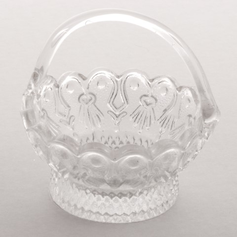 Trinket – Mini Glass Basket