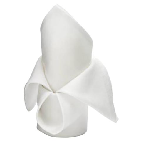 Napkin – White Linen